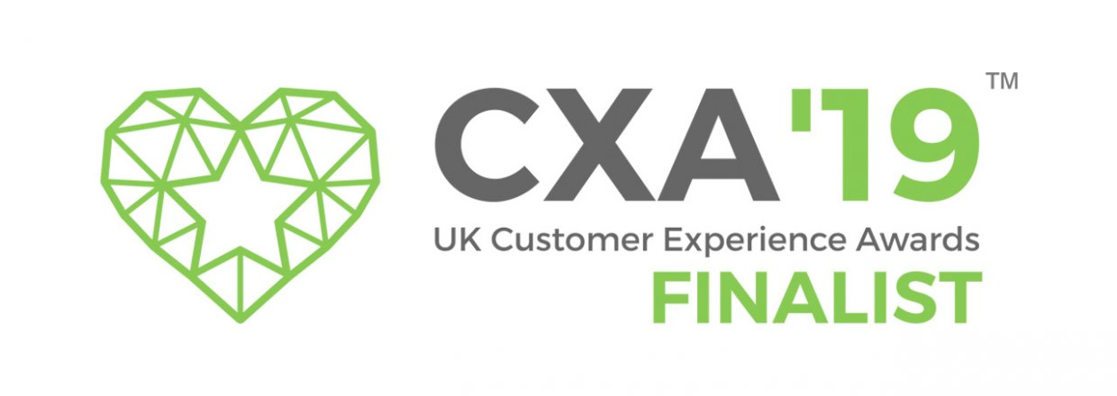 Ascenti a finalist at the UK Customer Experience Awards (CXA)