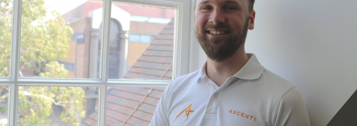 Ascenti Network Manager Alan