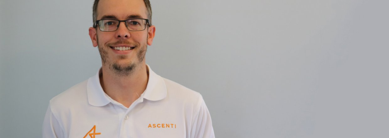 Will Osborne, MSK Community Physiotherapy Service Lead at Ascenti