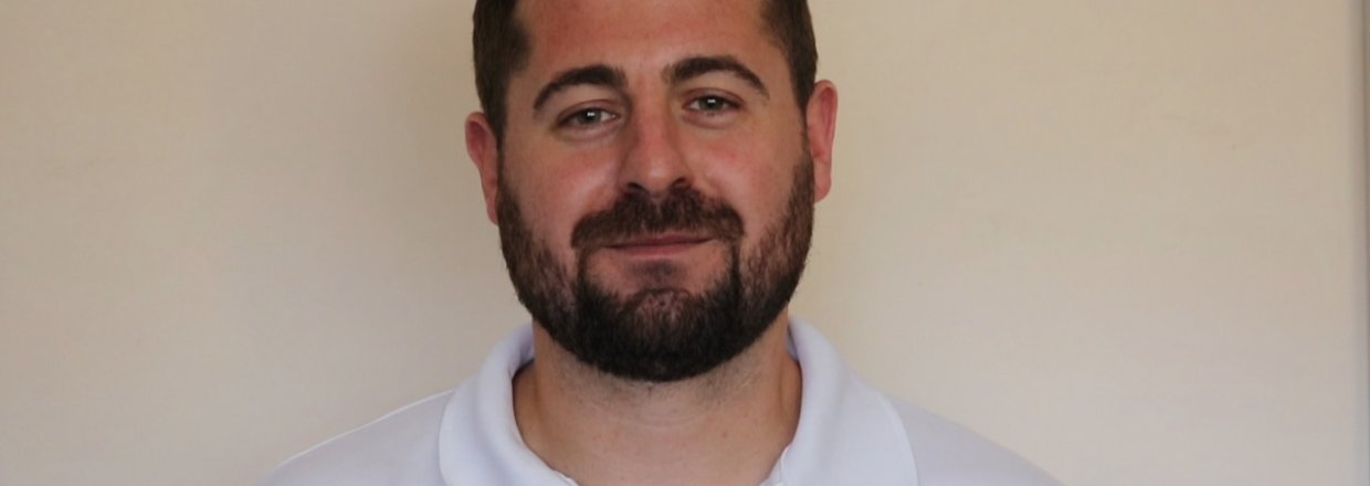 Jonathan, Senior Physiotherapist and Clinical Mentor