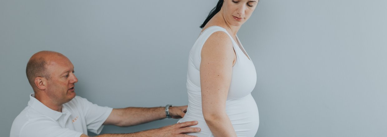 Pelvic pain during pregnancy